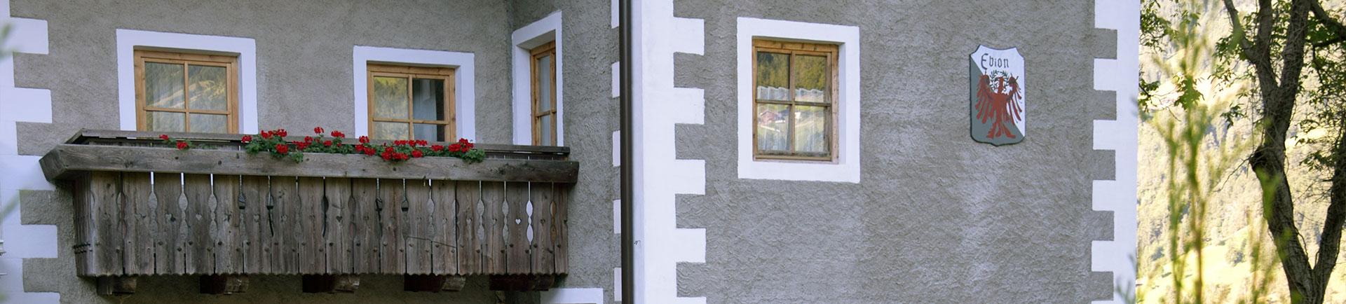 Schildhof Passeiertal